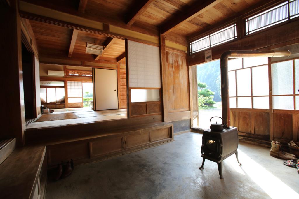 森の国の宿 あざみ野|松野町